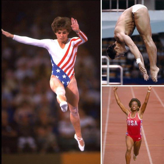 What Are Famous Olympic Athletes Doing Now?