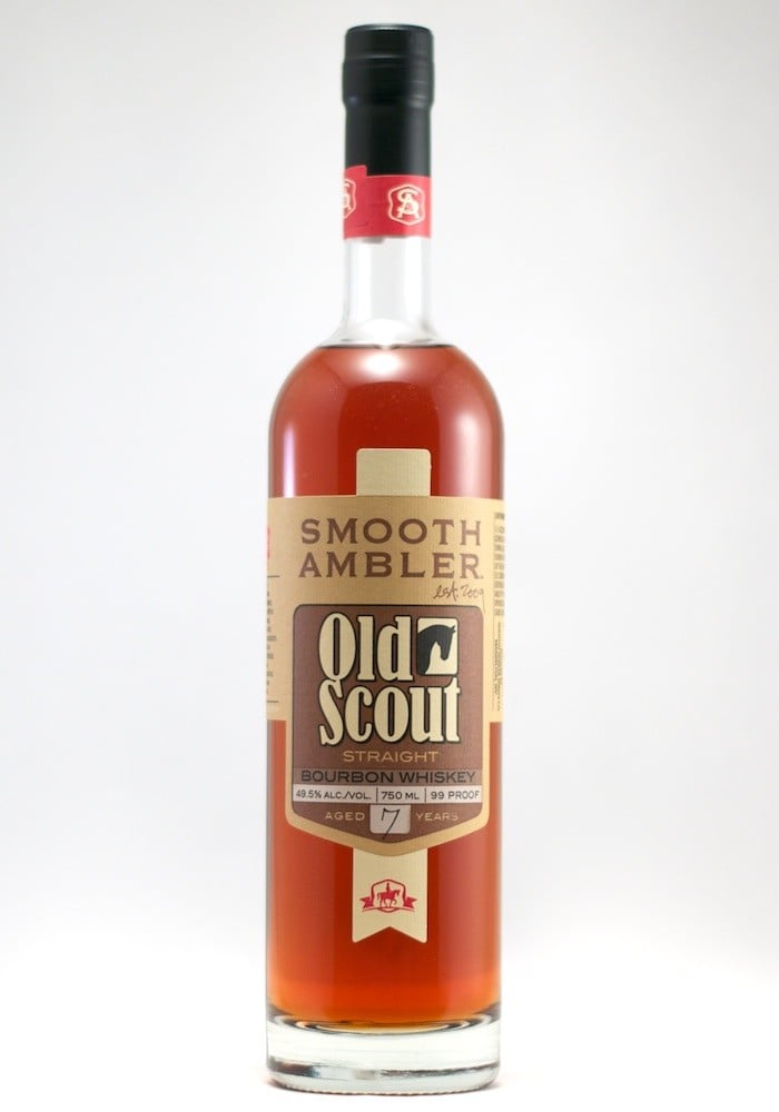 Old Scout Straight Bourbon Whiskey