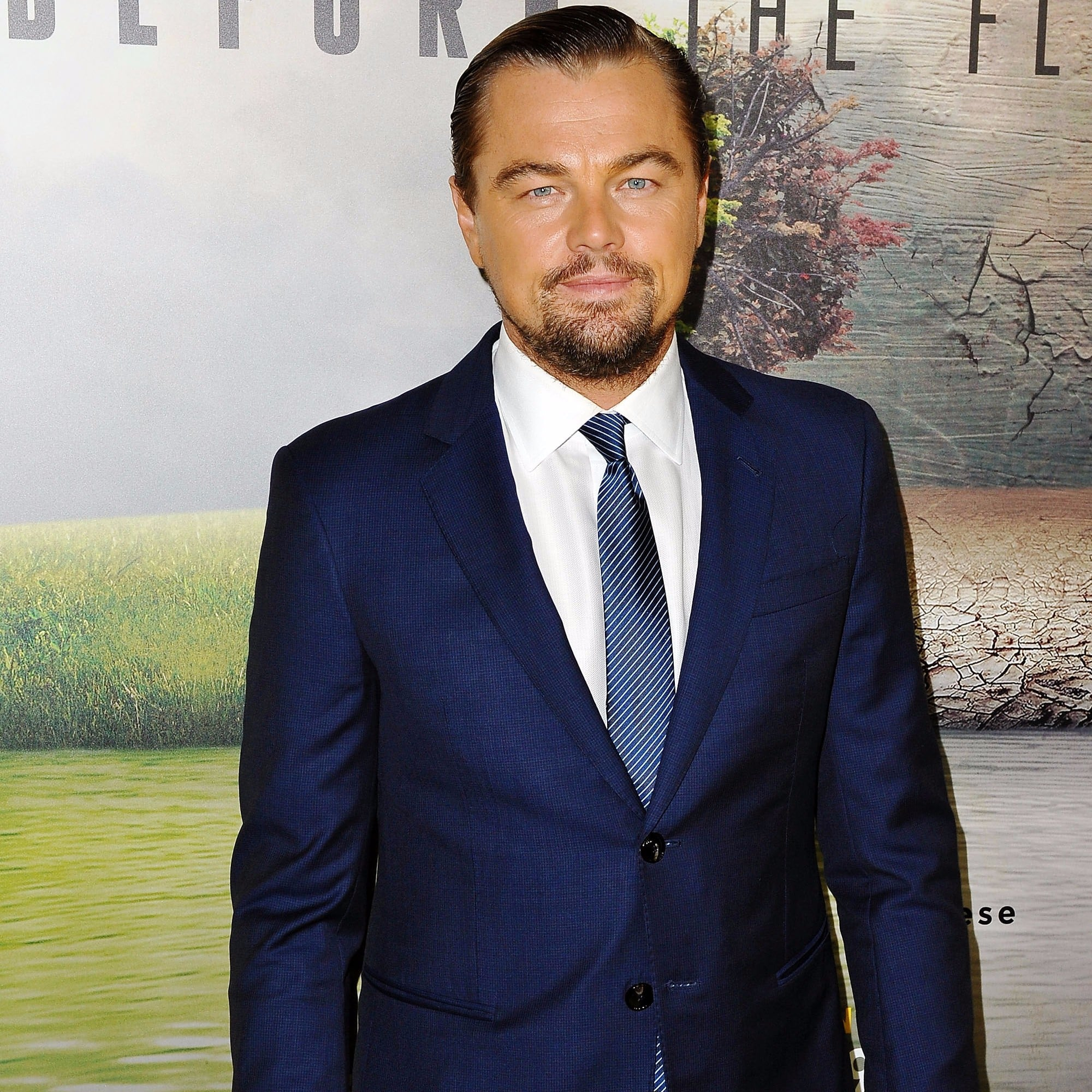 Leonardo DiCaprio Documentary Before the Flood on YouTube | POPSUGAR News