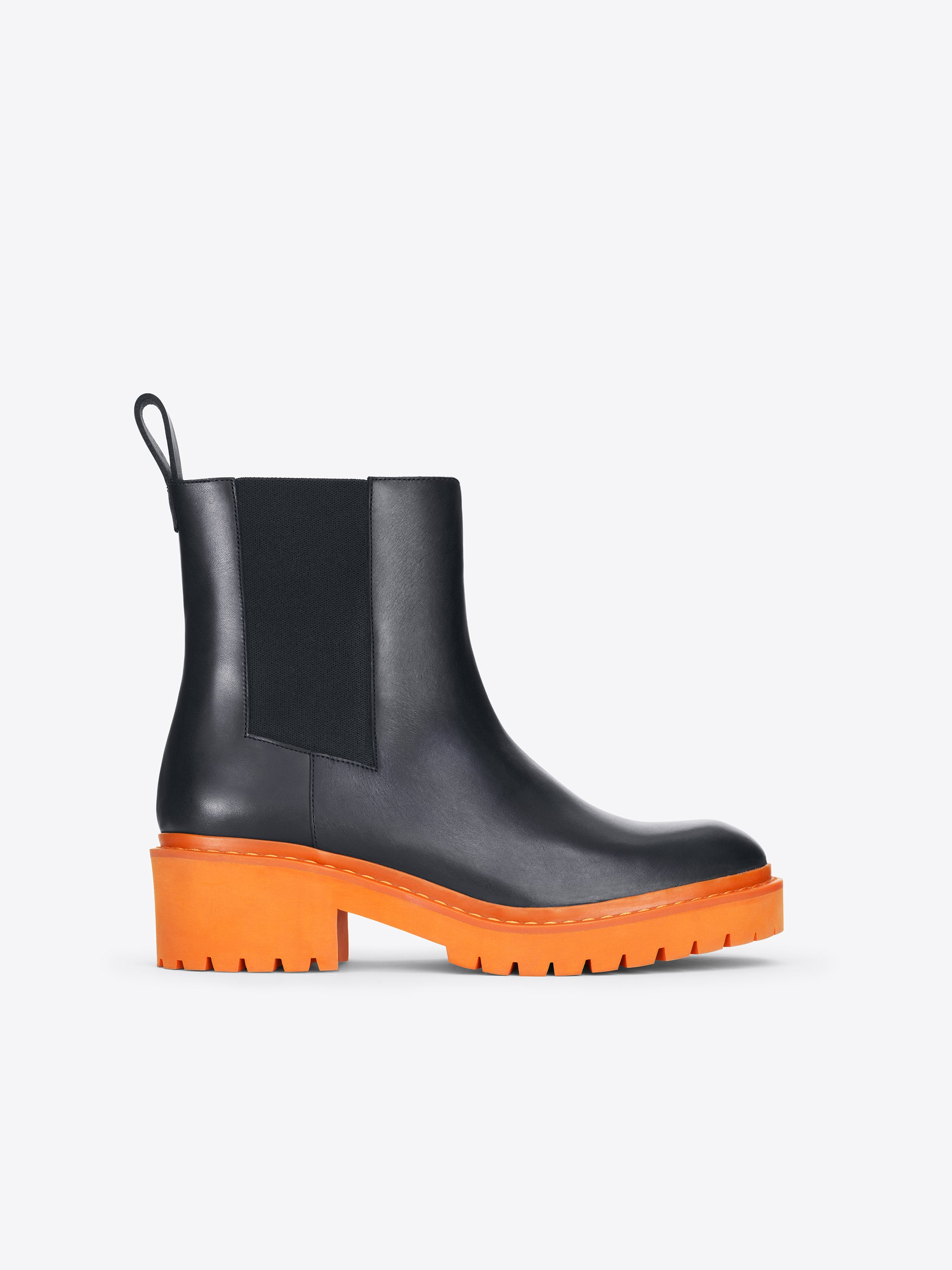 Leather Chelsea Boots 200 Start Your Shopping Kenzo X H M Is Here Popsugar Fashion Photo 15