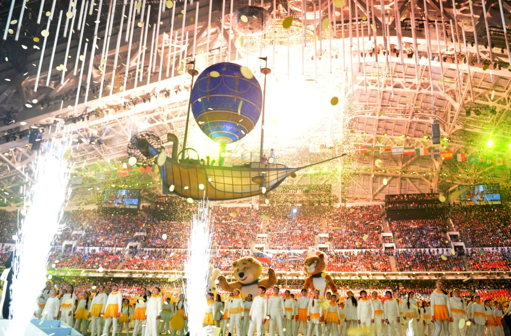 Must-See Moments From the Sochi Closing Ceremony
