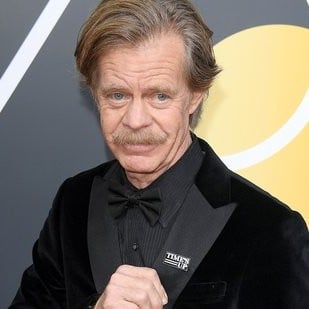 William H. Macy Talks #TimesUp on Golden Globes Red Carpet