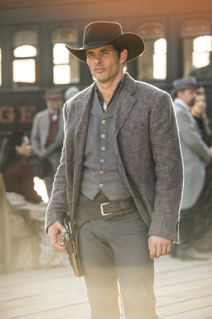 Teddy Flood From Westworld
