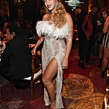 Beyoncé Knowles at The Shawn Carter Foundation Gala