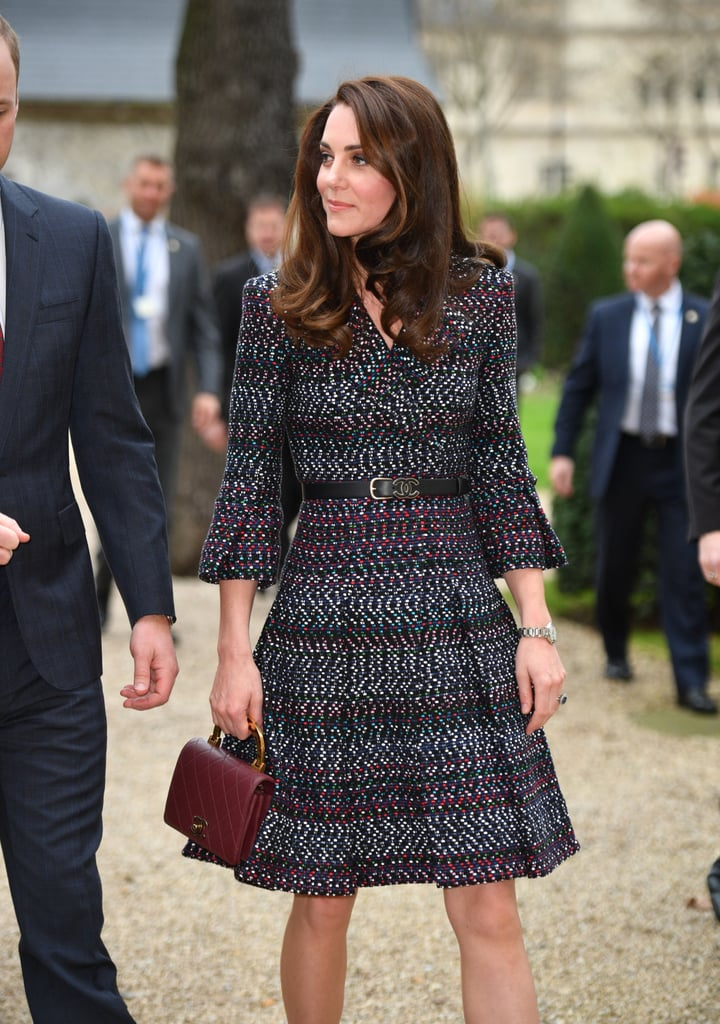 This Bag Is Quite Possibly the Most Fashion-Girl Thing Kate Middleton's Ever Worn