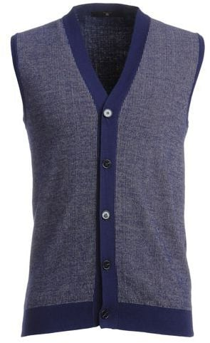 BECOME Sweater vest