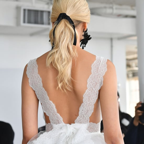 Wedding Hair Inspiration From Bridal Fashion Week Pictures