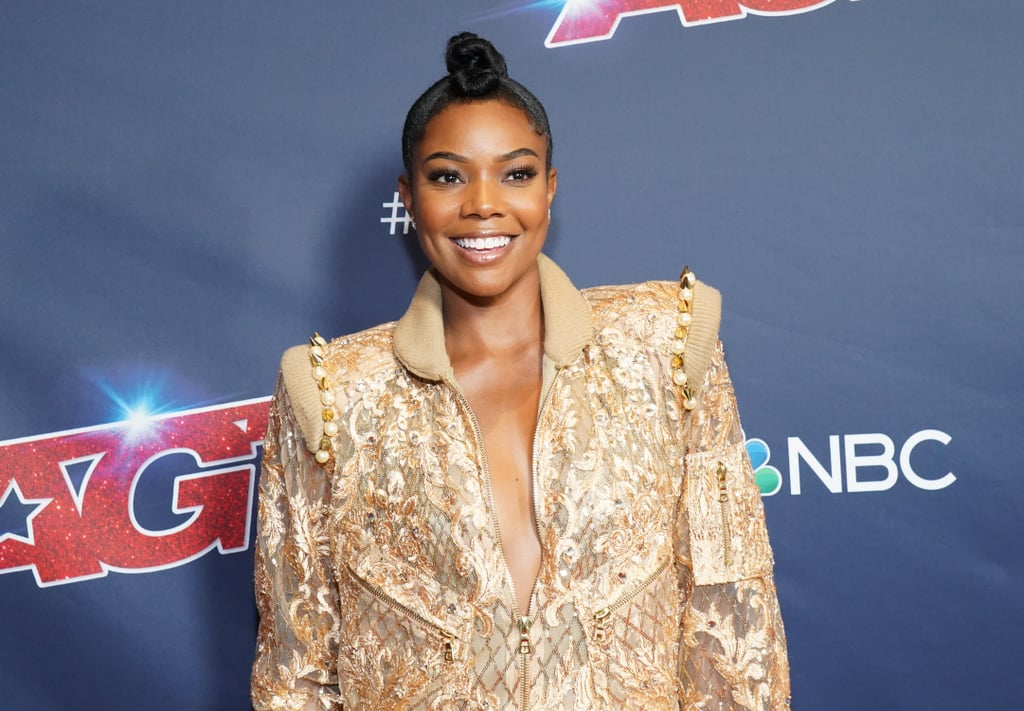 Nov. 22, 2019: Gabrielle Union and Julianne Hough Leave America's Got Talent