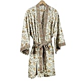 Ten Thousand Villages Cotton Robe ($48)