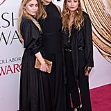 The Olsen Sisters Step Out in Full Force at the CFDA Fashion Awards