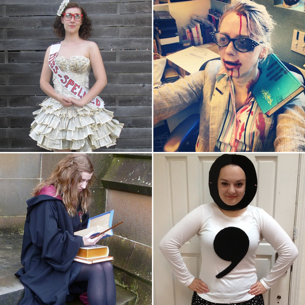 20 literary costumes for hardcore booklovers