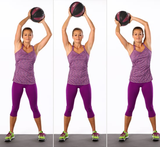 3 Abs Workouts to Do Standing
