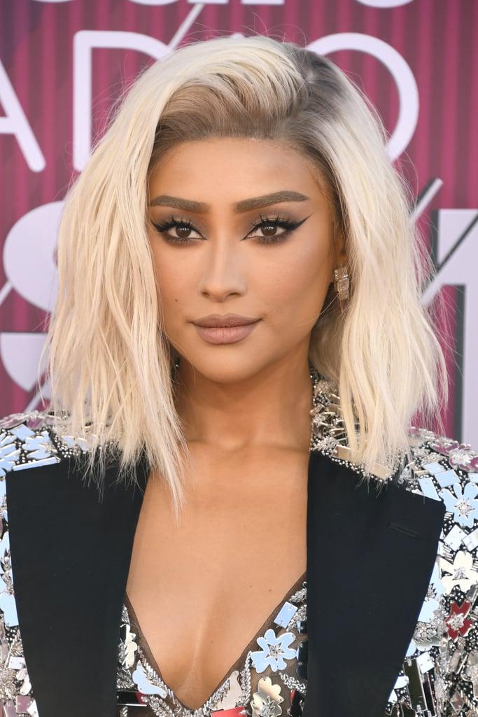 Shay Mitchell Blonde Hair March 2019 | POPSUGAR Beauty ...