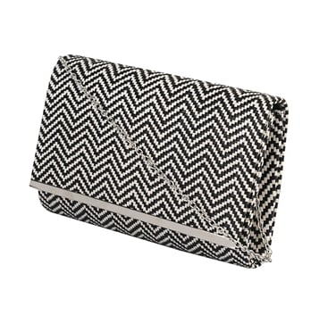 Yes, you can rock a statement-worthy clutch for under $20.  Forever 21 Woven Straw Clutch ($17)