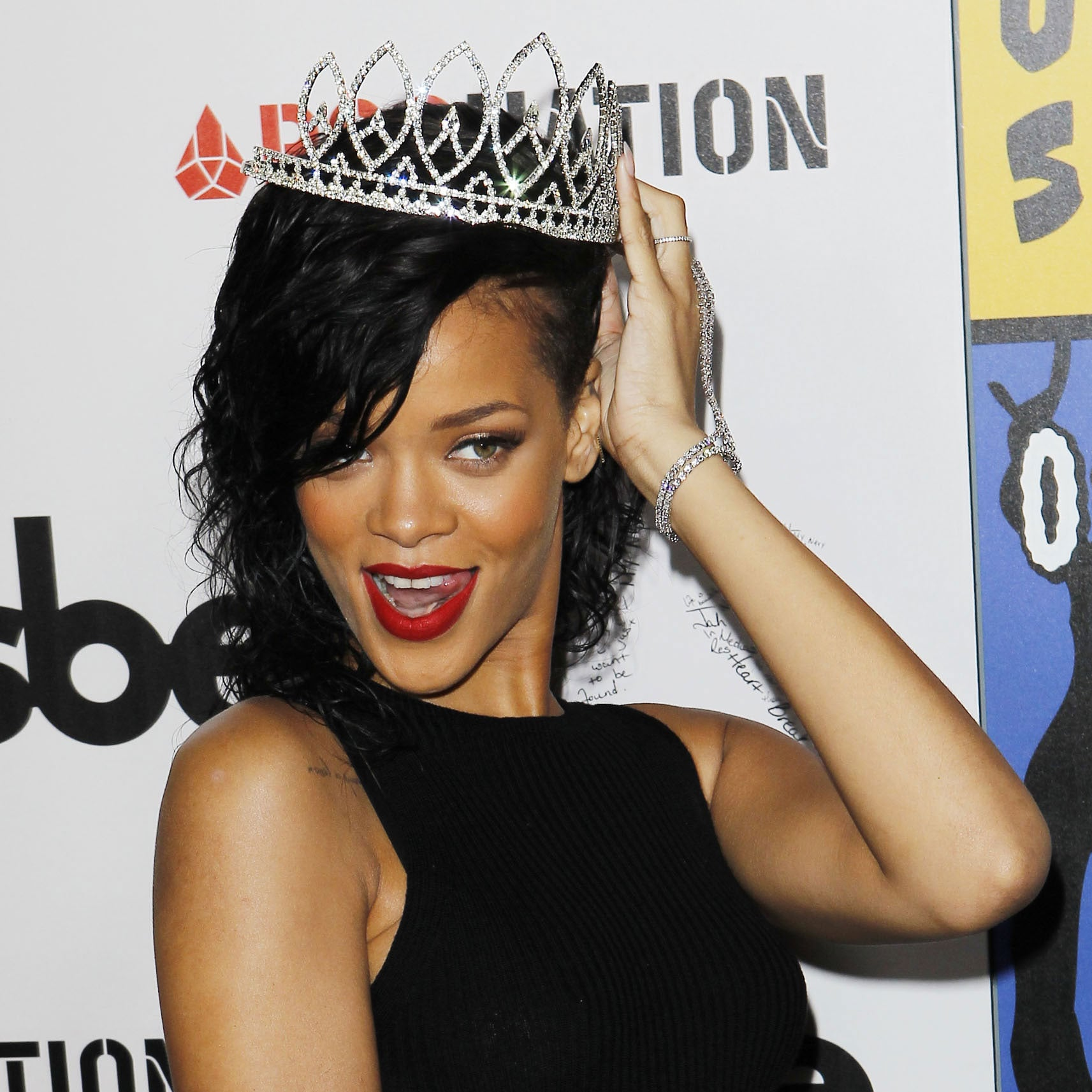 Rihanna's Halloween Party at Greystone Manor | Pictures | POPSUGAR ...