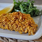 Healthy Cornflake-Crusted Fish