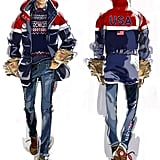 The Team USA Men's Opening Ceremony Uniform