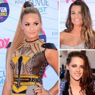 Best Red Carpet Beauty Looks from the 2012 Teen Choice Awards