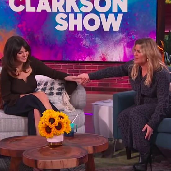 Kelly Clarkson Gives Selena Gomez a Pep Talk About Singing