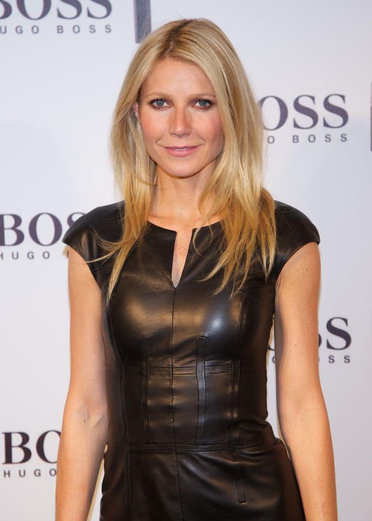 Gwyneth Paltrow Celebrities Talking About Sex Popsugar