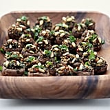 Vegetarian Appetizers: Vegetarian Stuffed Mushrooms