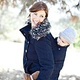 Ergobaby Winter Papoose Coat
