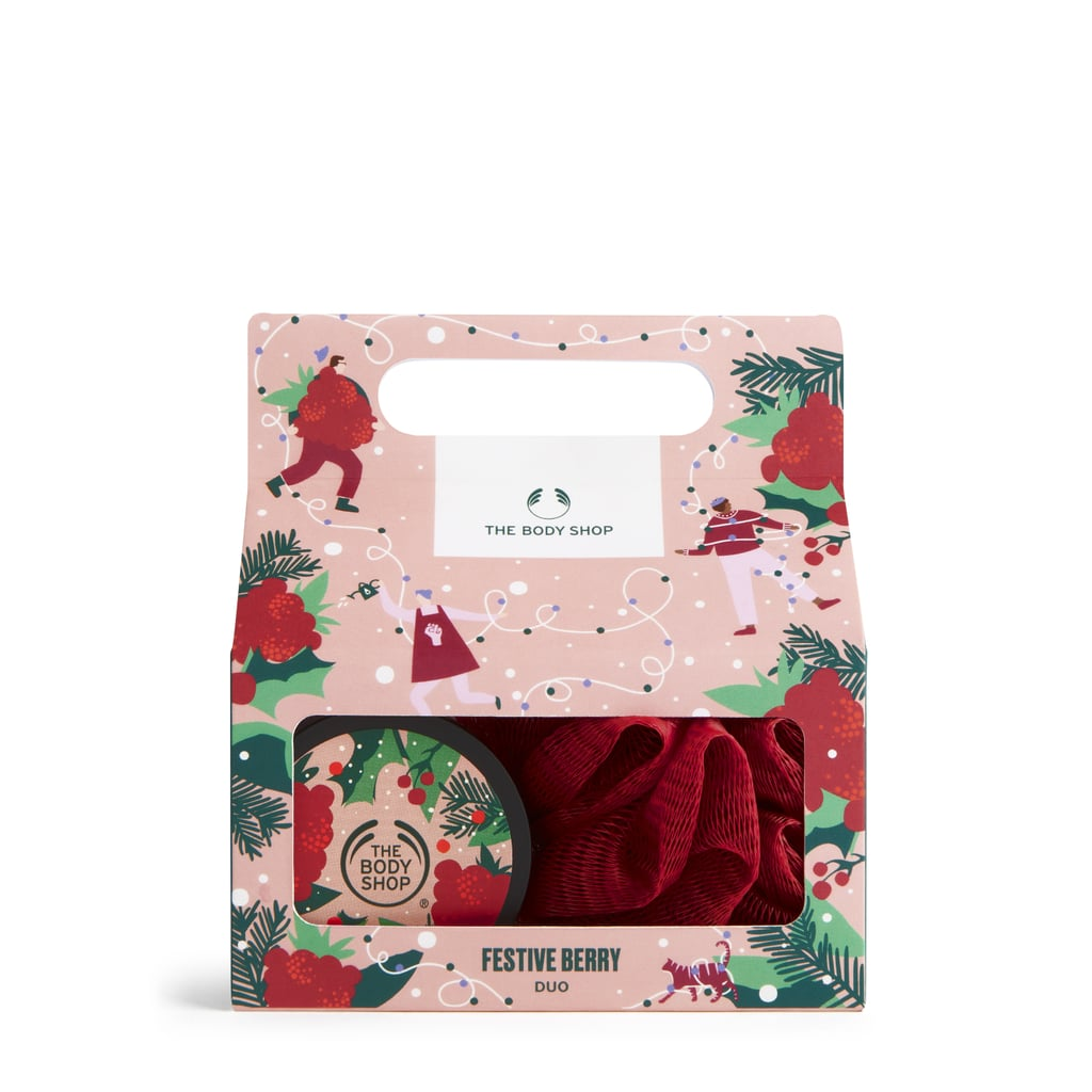 The Body Shop Festive Berry Duo