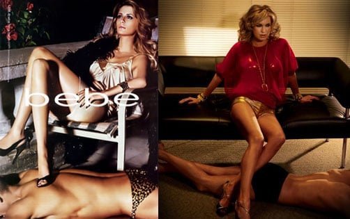 bebe Postergirls: Which Do You Prefer?