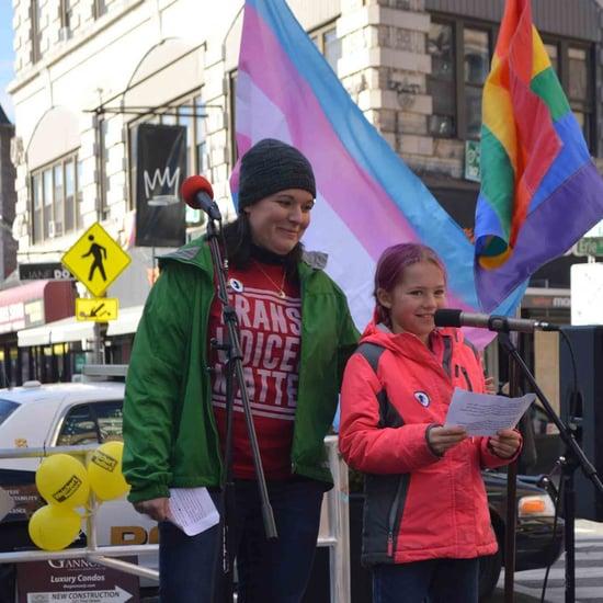 Jamie Bruesehoff's Advice on Raising a Transgender Child
