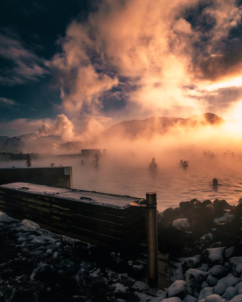 Take a Dip in Greenland's Thermal Pools