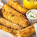 Oven-Baked Fish Sticks