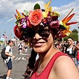 Lollapalooza Beauty Street Style 2015