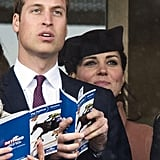 Pregnant Kate Middleton and Prince William | Pictures
