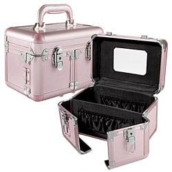 Sephora Medium Pink Train Case ($68)