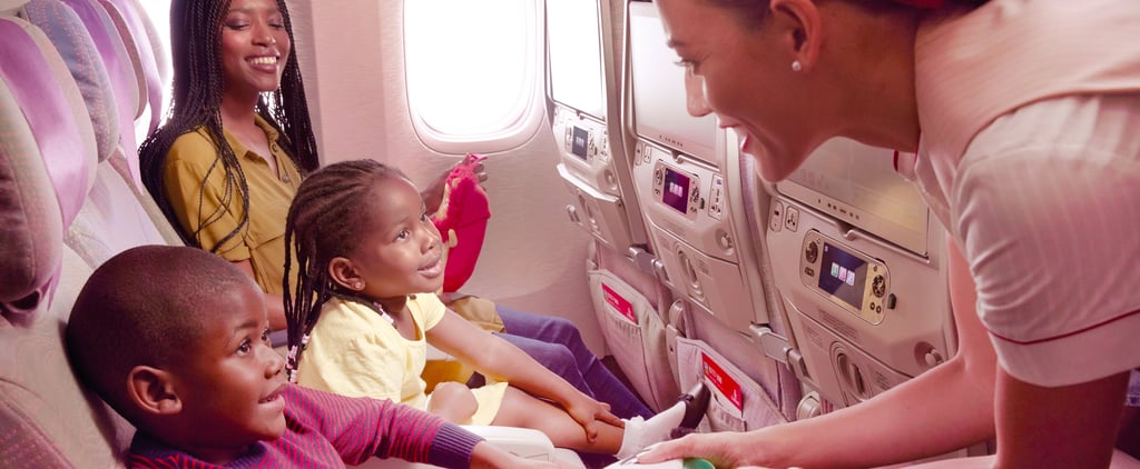 Emirates Has Pinpointed the Exact Moment Kids Become an Absolute Nightmare on Flights