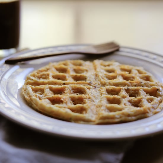 The Simplest 2-Ingredient Keto Waffle Recipe