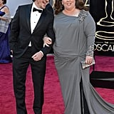 They were arm in arm at the 2013 Oscars.