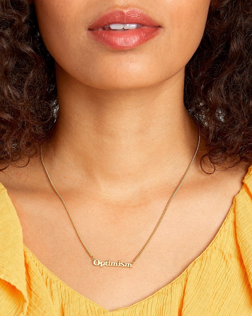 Optimism Necklace
