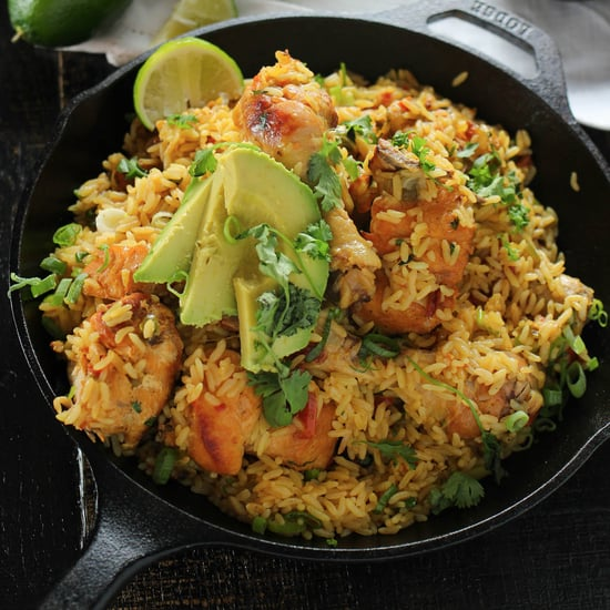 Arroz Con Pollo Recipes