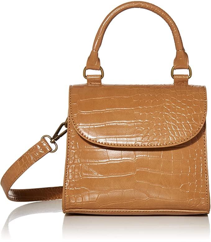The Drop Diana Top-Handle Crossbody Bag