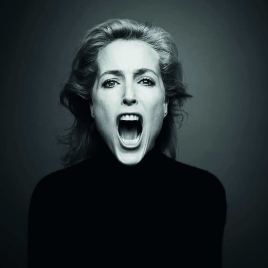 Gillian Anderson | We Swear Mental Health Campaign