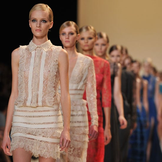 Pictures and Review of Elie Saab Spring Summer Paris Fashion Week Runway Show