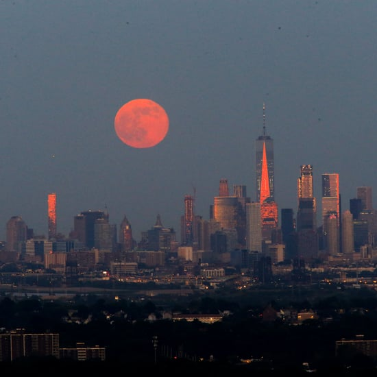 How to See the Strawberry Moon June 2018