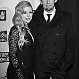 Avril Lavigne and Chad Kroeger: 2012-2015
