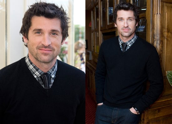 Patrick Dempsey And Michelle Monaghan At Made Of Honor Photocall In Amsterdam