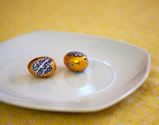 Cadbury Mini Caramel Eggs | Photos of 100 Calories of ...