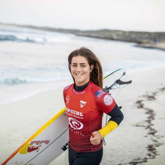 7 Fun Facts About American Surfer Caroline Marks