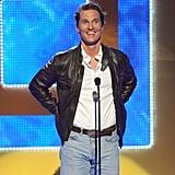 92. Matthew McConaughey