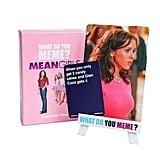 Mean Girls What Do You Meme? Card Game