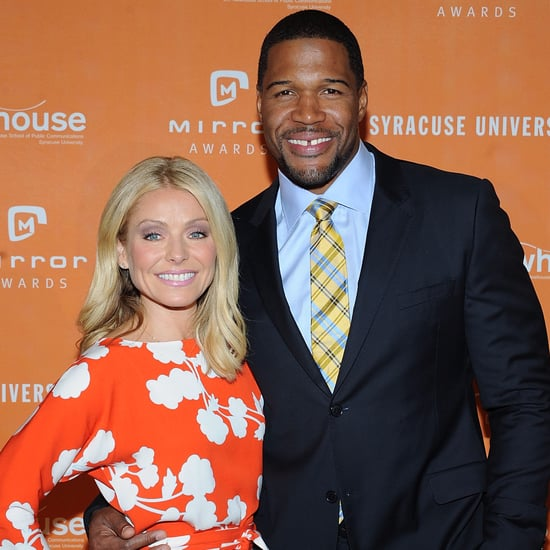 Michael Strahan Quotes About Kelly Ripa Feud September 2016